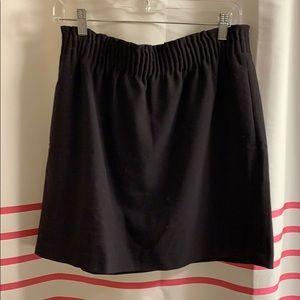 J. Crew Mercantile sidewalk skirt